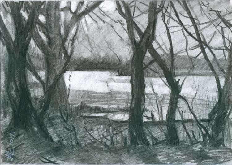 Wild coast#2 (sketch) -