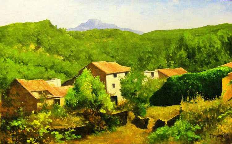 The farmhouse -