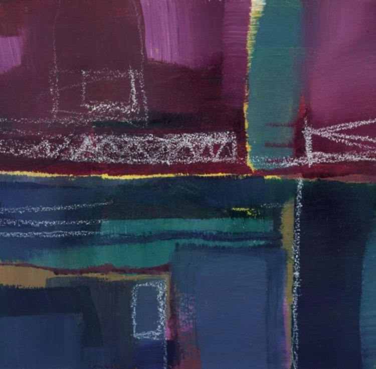 Oil Abstraction No. 3 - Image 0