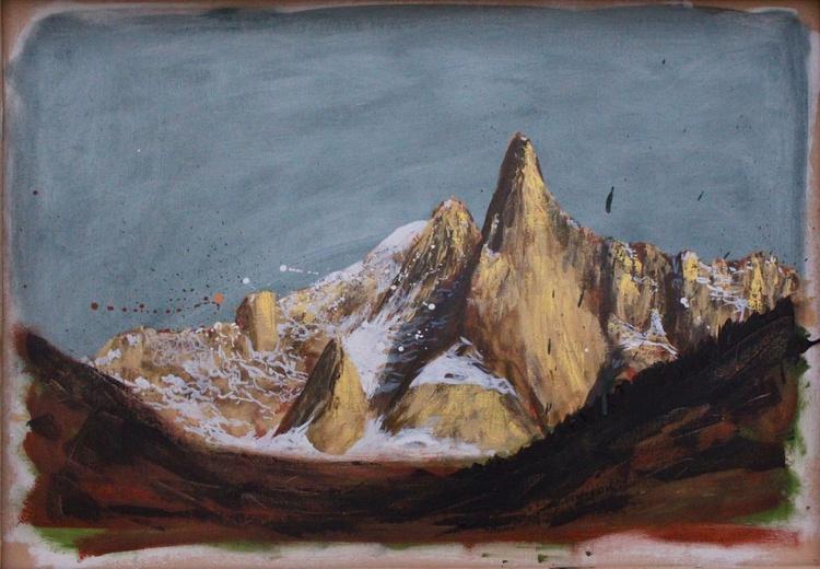 Chamonix #9 (Mountain) - Image 0