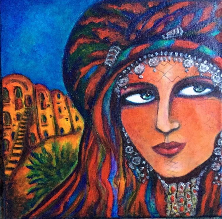 Amazigh Beauty 2 - Image 0