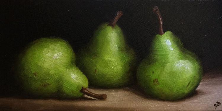 Three  Pears - Image 0