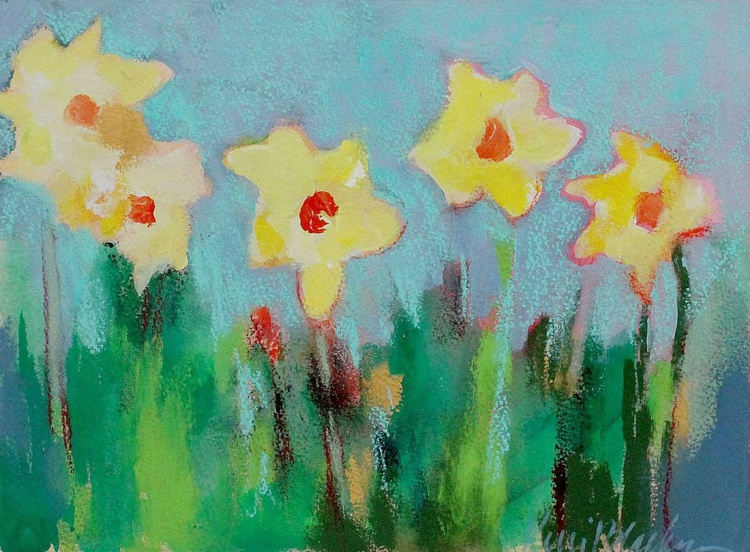 Spring Daffodils - Image 0
