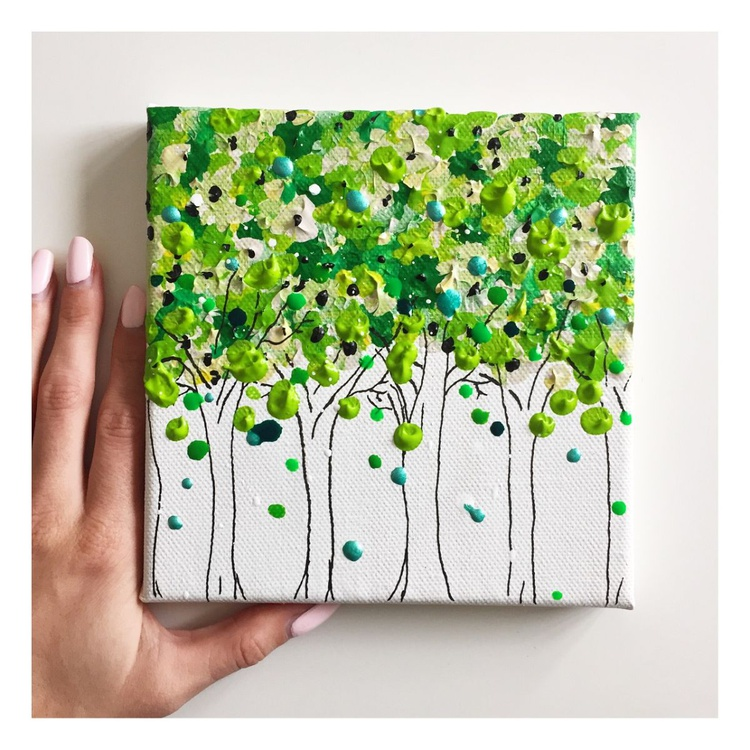Sweet Green Trees - Image 0