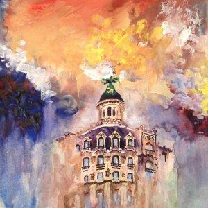 El cielo de Barcelona - Otoño by Heng-Chang Eugenio Chen