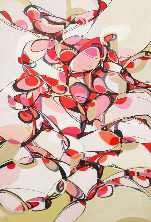 Red Blossom -