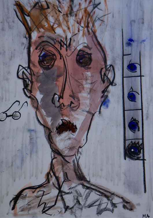 Witness II (Ich sehe nicht die Stunde) (2014)