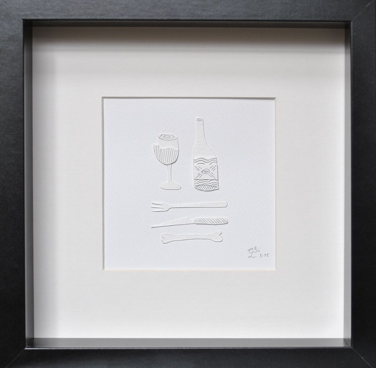 A Piece From A Film - Wine and Cutlery - Image 0