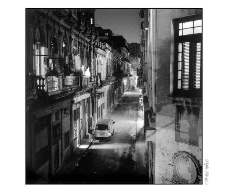 Compostela Street : Havana -