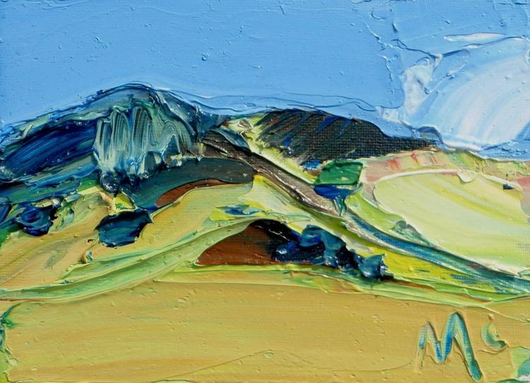 Blue Sky I - Rannerdale - Image 0