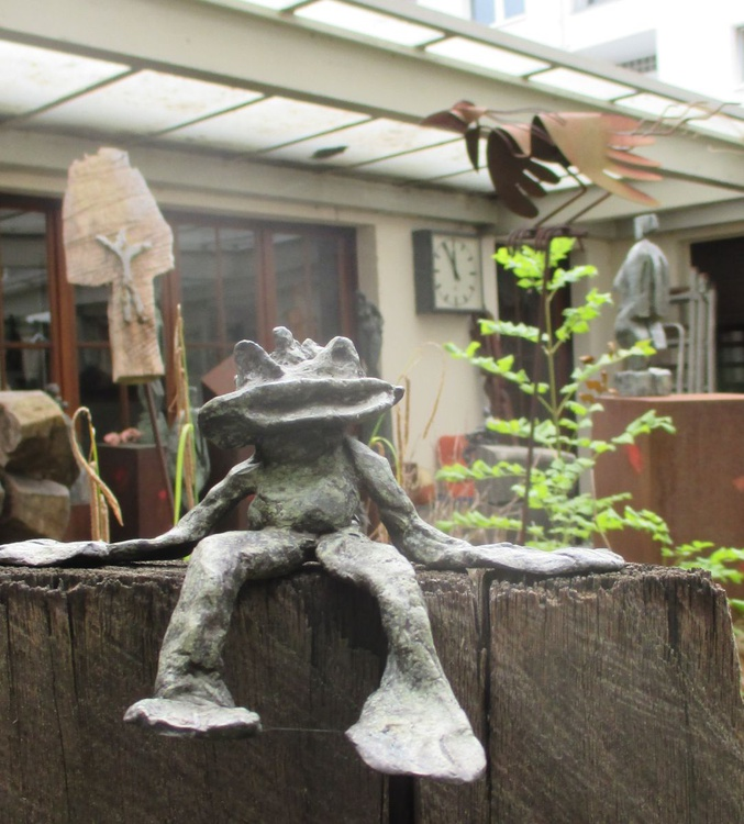 a frog is king - Image 0