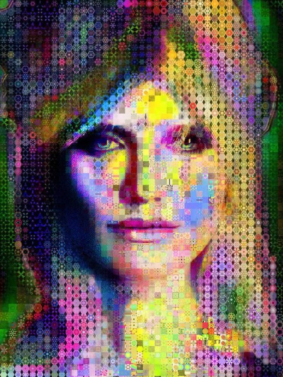 Vanilla Sky Collage: - Image 0