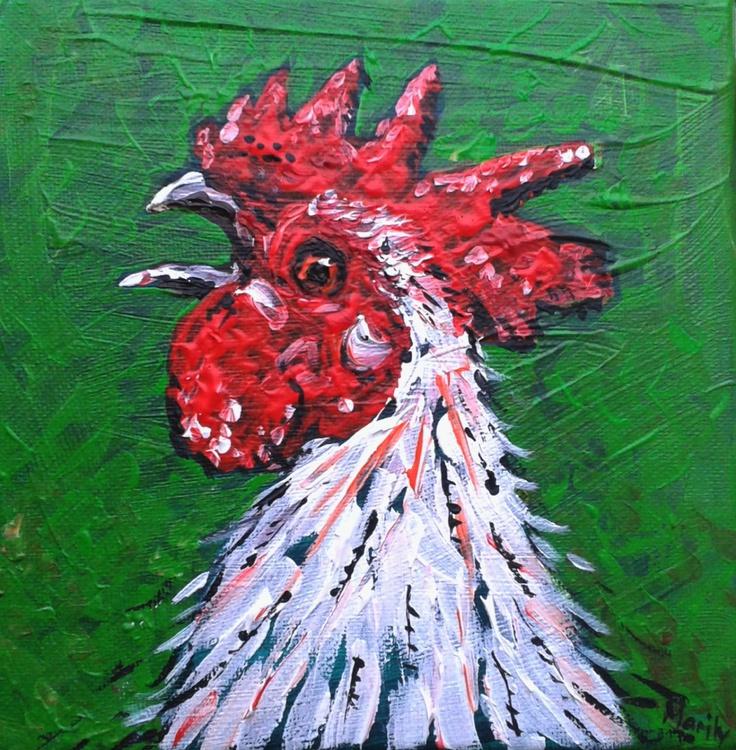 """Cock-a-doodle-doo"" - Image 0"
