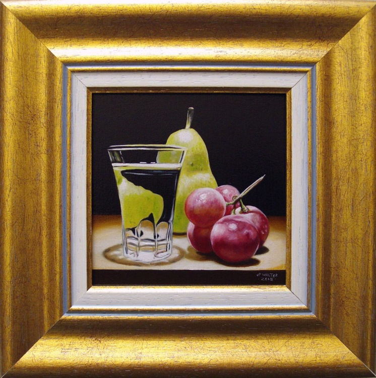 Pear and grapes - Image 0