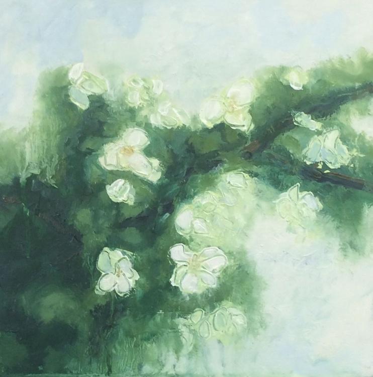 Through the garden - white 1 - Image 0