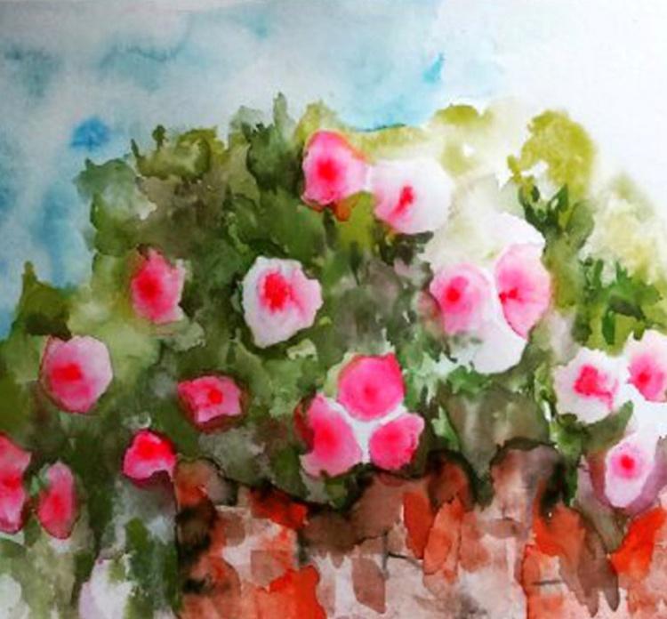 Along the Garden Wall - Image 0