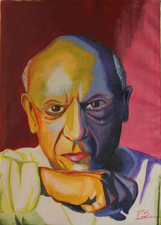The Master-Pablo Picasso -
