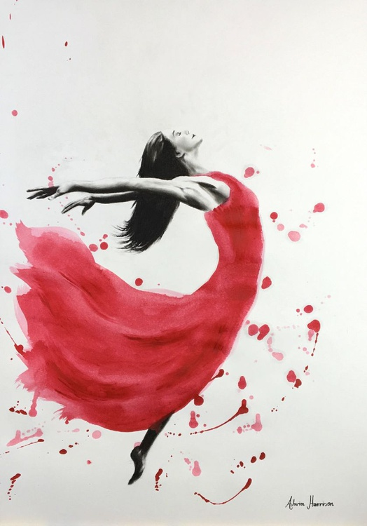 DANCE ON FIRE AS IT INTENDS - Image 0