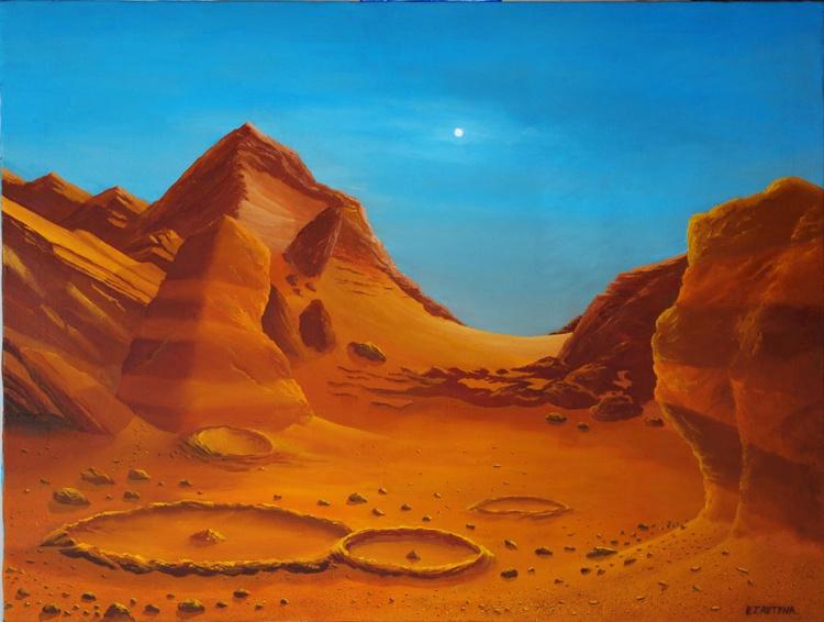 Valles Marineris canyon, Mars - Image 0
