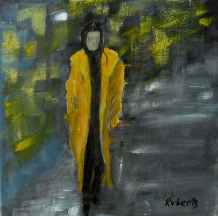 Anonymous night walker