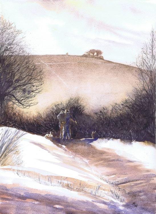 Winter Walk - Image 0
