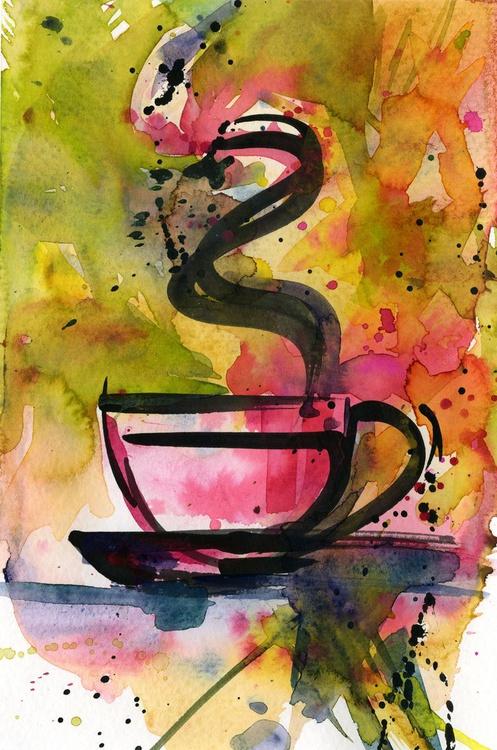 Coffee Dreams No 6 - Image 0