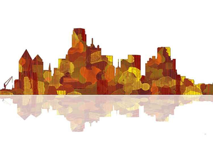 Dallas Texas Skyline 1