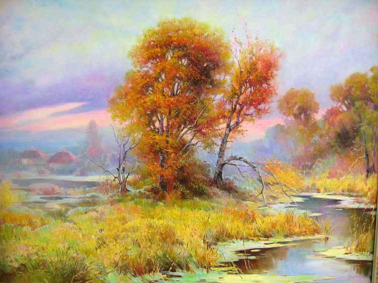 Autumn mist -