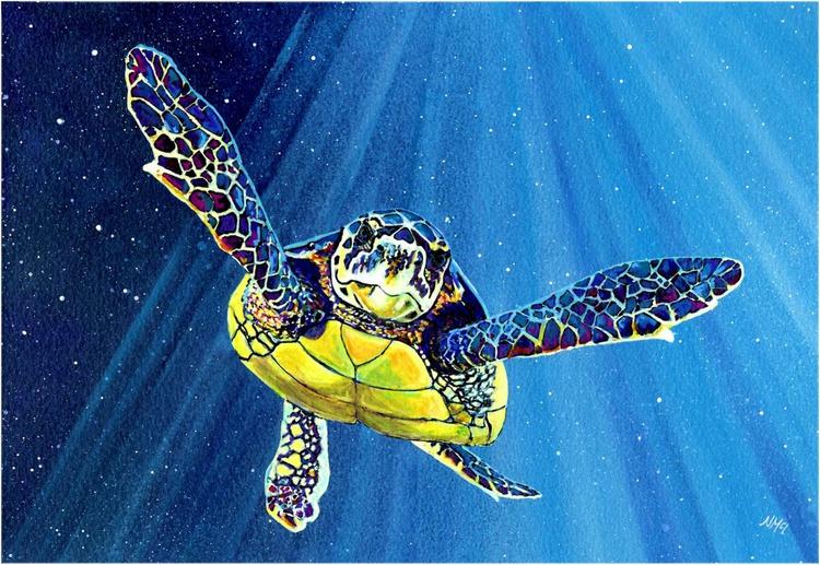 Spirit Animal - Turtle - Image 0