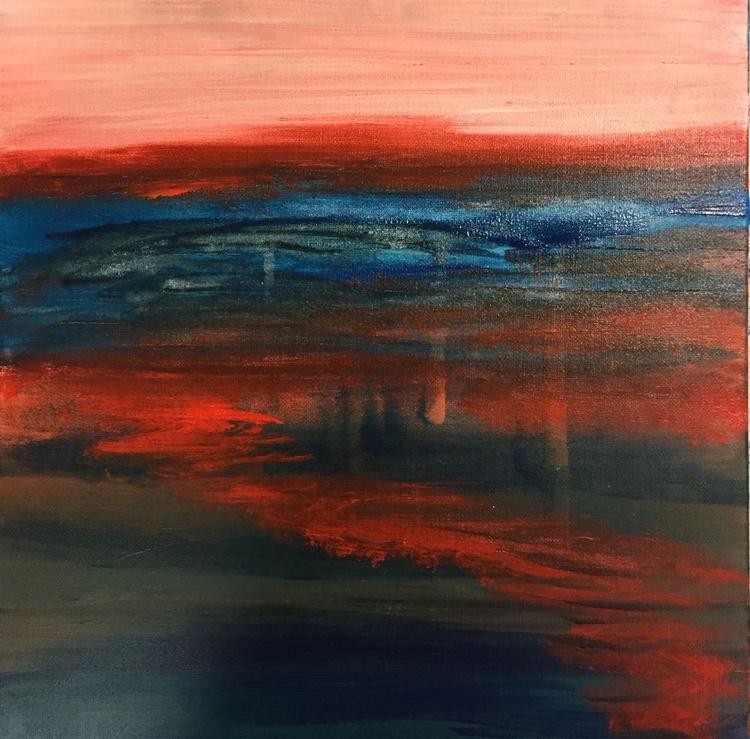 Landscape red - Image 0