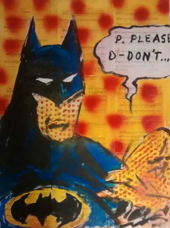 Batman.. p please d don't..