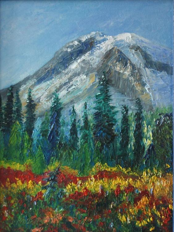 Mount Rainier - Image 0