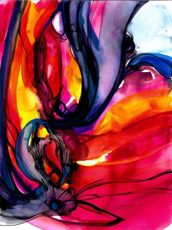 Organic Abstraction No. 16 - Image 0