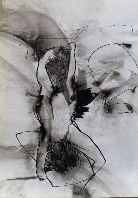 Sleeping Nude 2, 16x23 cm - Image 0