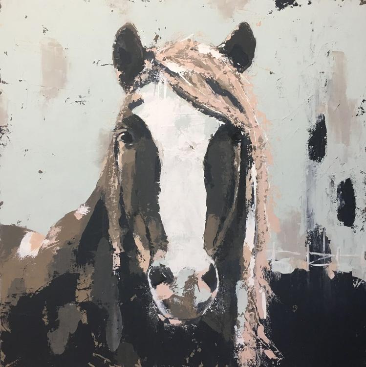 Original Horse Paining - Image 0