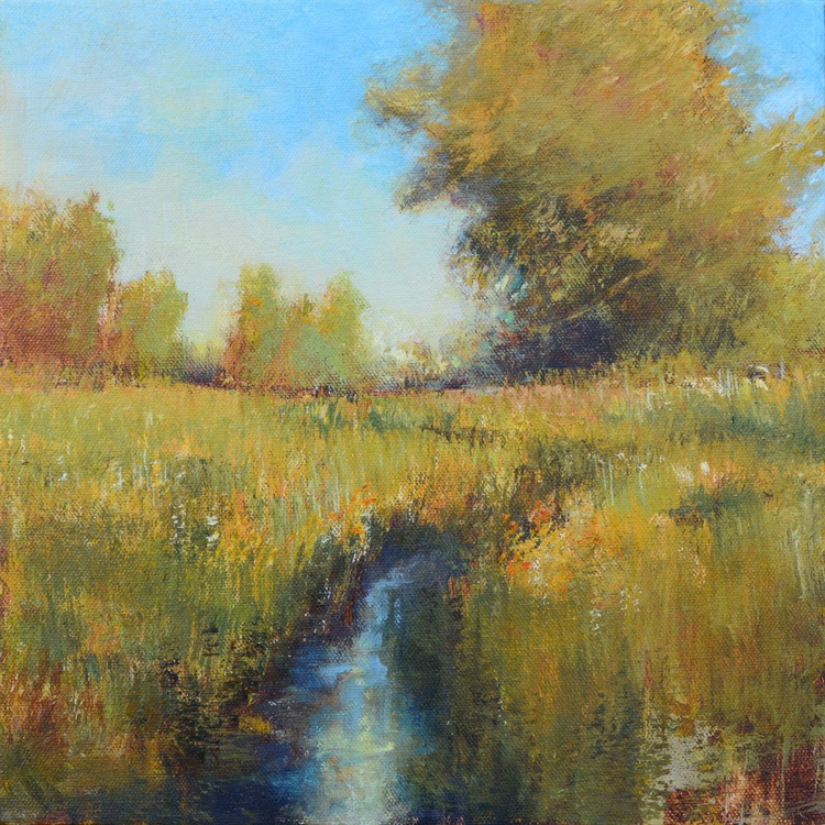 Summer Creek 12x12 inches - Image 0