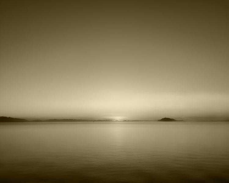 Sepia Sunset - Photographic Print - Image 0