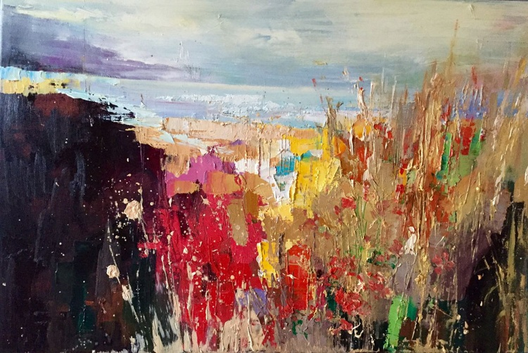 'Colourful Storm' - Image 0