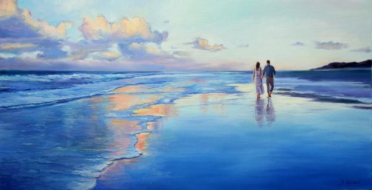 Walking on the beach - Image 0