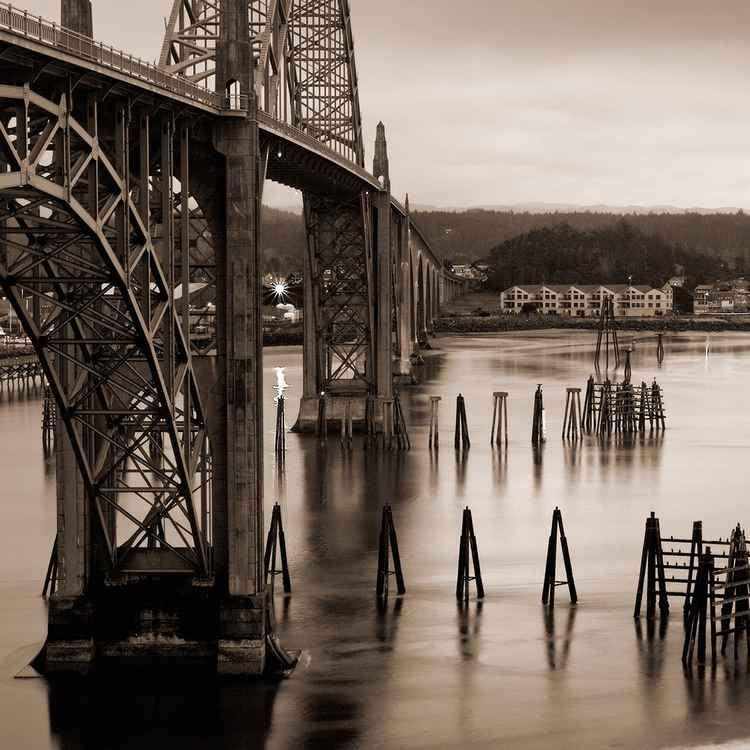 Yaquina Bridge -