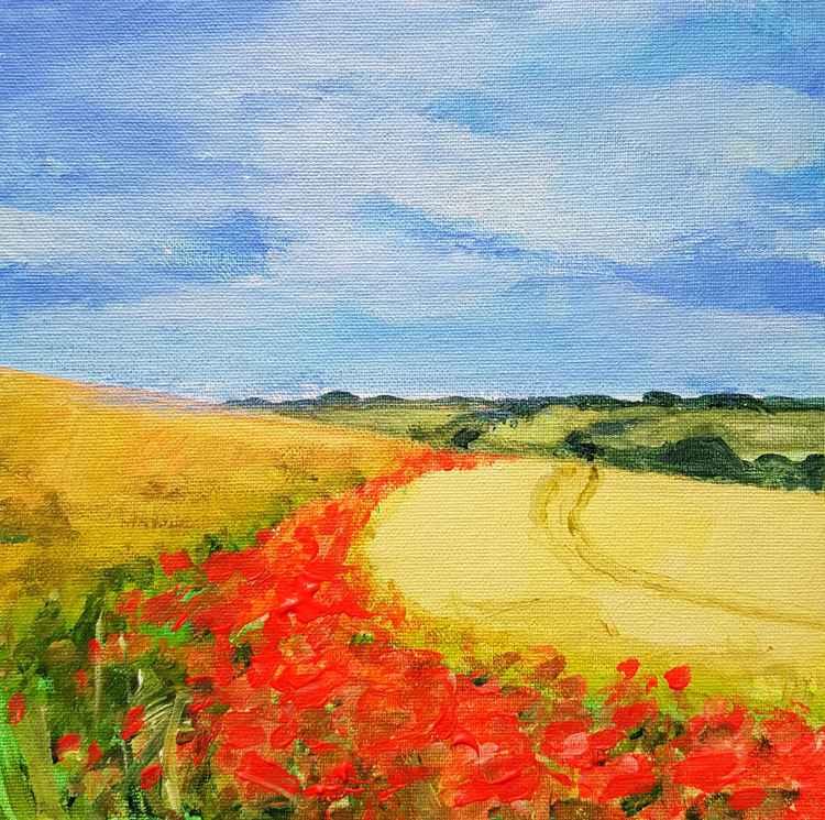 Poppy Fields No.3