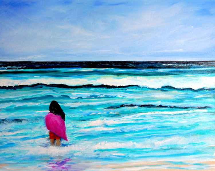 Goodbye Ocean -