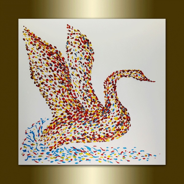 Swan bird ( Only today sale ) - Image 0