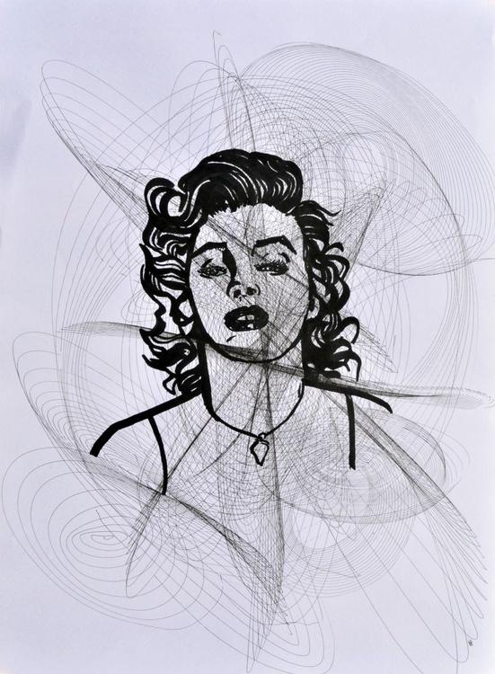 Vibrations - Marilyn Monroe - Image 0