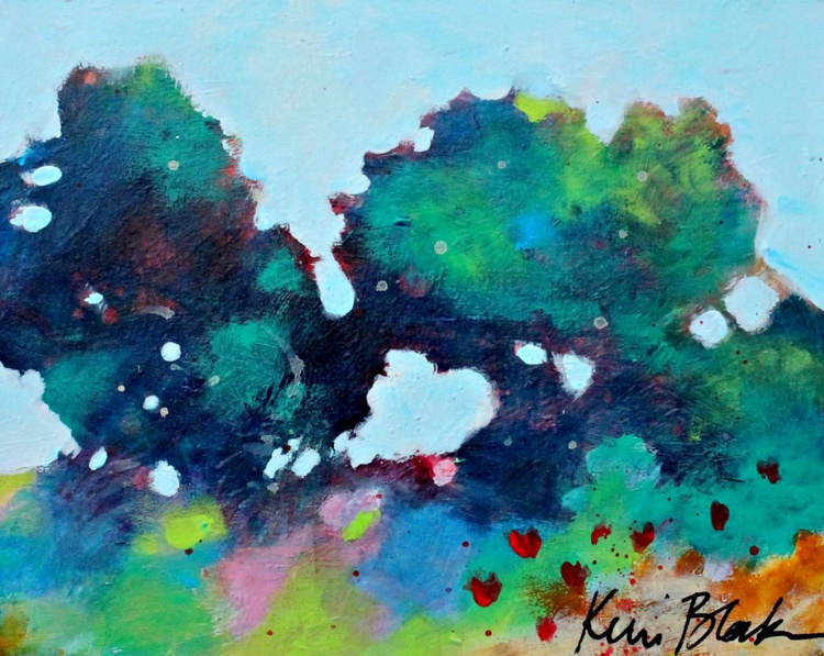 Summer Trees - Image 0