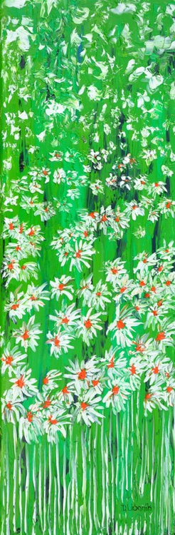 Daisies In The Grass 1 - Image 0