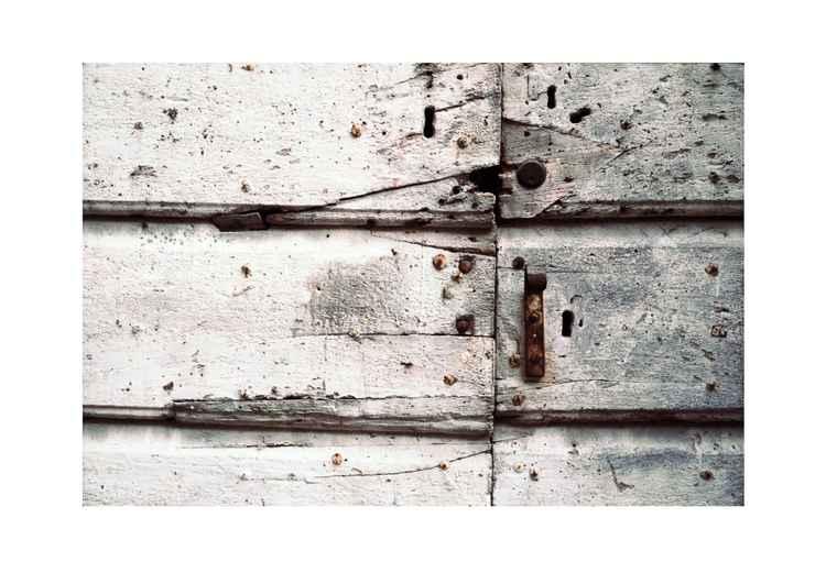 Vecchia porta -