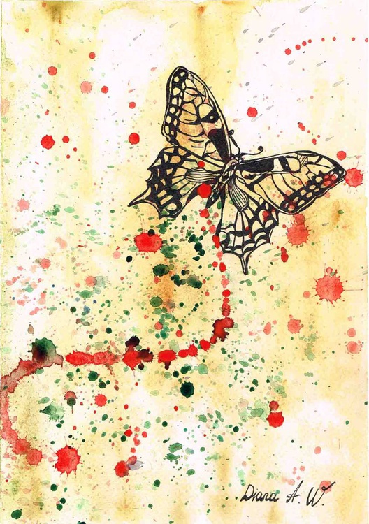 Black Butterfly - Image 0