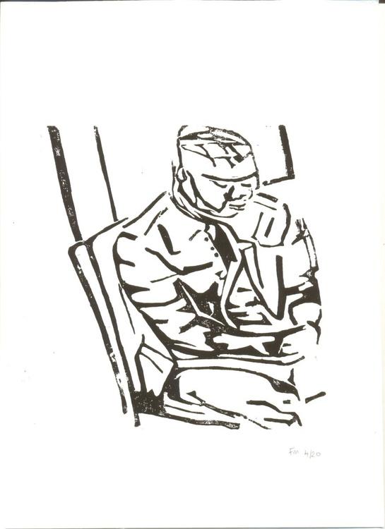 Figure on Tube - Image 0