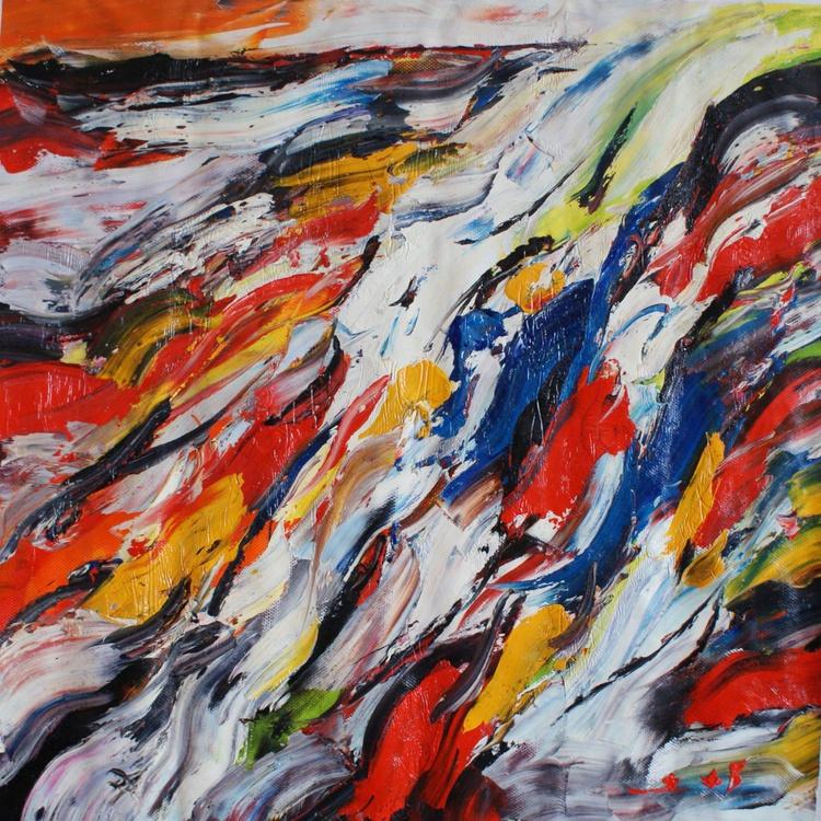 Abstraction No. 20 - Image 0